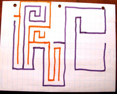 How to Create a Maze