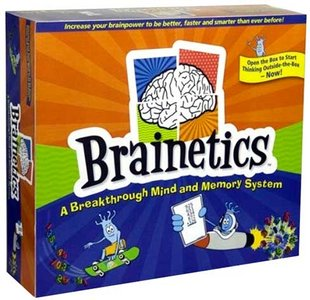 Product Review: Brainetics Disc 1