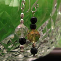 Math Crafts: Probability Earrings