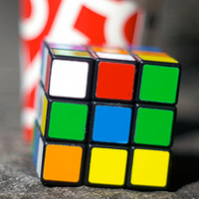 Improve Math Learning With Rubik's Cube Art!