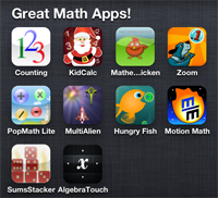 Math Games – 10 Great iPhone/iPad Apps