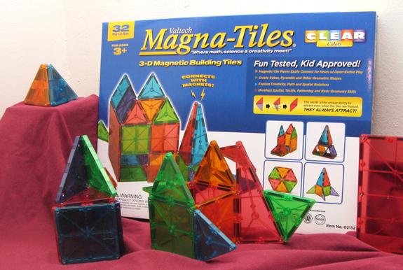 Magnetic Tiles Toy Tile Design Ideas