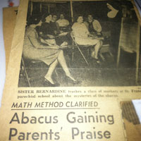 Math History – Mothers Learning about Technology