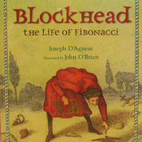 Math Picture Book – Blockhead: The Life of Fibonacci