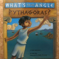 Math Picture Book & Activity: <em>What's Your Angle Pythagoras?</em>