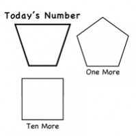Numeracy Practice with the Number of the Day