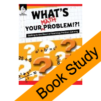 What's Your Math Problem? Book Study
