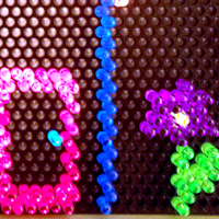 Graphing with the Lite-Brite