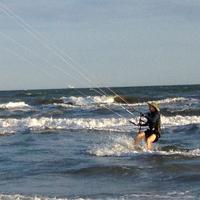 Extreme Sports with Extreme Math – Kitesurfing