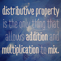 The Distributive Property – What Is It, Anyway?