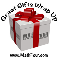 Great Gift Wrap Up – Math Gifts