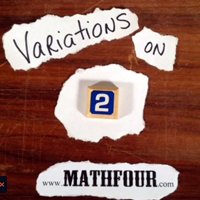 Variations on the Number 2