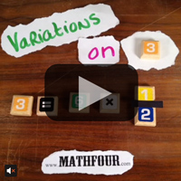 Check out the cool #Vine video on some variations of 3.