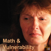 Based on Brene' Brown's definition of vulnerability (and her work in the area), www.MathFour.com examines how doing math is vulnerable. (First in a series.)