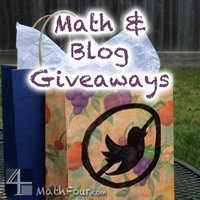 Did you know that by sharing a blog giveaway, you're REDUCING your chances to win!? Sounds nuts - but there's math behind it! http://mathfour.com/?p=9844