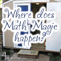 Where is Math's Magical Place?