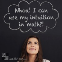 Teaching Intuition in Math