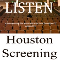LISTEN the Film Screening in Houston