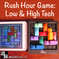 Rush Hour Traffic Jam Game – Low & High Tech