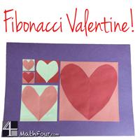 Fibonacci Valentine