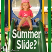 Summer Slide – The Big Myth