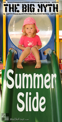Is there really a summer slide? Or does authentic learning finally happen?