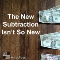 The New Way of Subtracting – Crushing a Facebook Meme