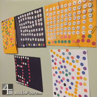 Really Big Numbers: The 100 Dots Project