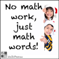 10 Math Words to Use Over the Holidays (And a Few Bad Puns)