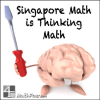 Singapore Math is Thinking Math