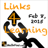Links for Learning – February 8, 2015