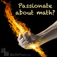 Why are you passionate about math?
