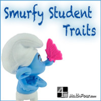 Smurfy Student Traits You See in Yourself