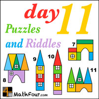 Puzzles and Riddles that Improve Math Ability