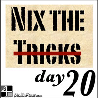 Nix the Tricks – Get it, Read it, Follow it!