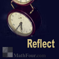Reflecting on Math Learning