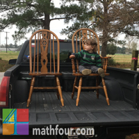 10 Ways Sitting on a Tailgate is like Helping with Math Homework