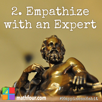 Empathize with an Expert