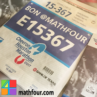 Marathon Math – The Math Behind the Houston Marathon